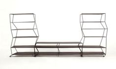 Core77 / industrial design magazine + resource / home #cupboard #assymetry #design #brazilian #industrial
