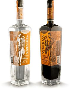 Agency: Emrich Office Project Type: Produced, Commercial Work Packaging Content: Vodka Location: USA #packaging #design