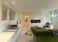 Villa Norway- interior design