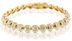 Bracelet with diamonds,