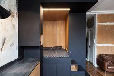 Arnaud Apartment by Batiik Studio