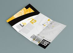 brochure #trifold