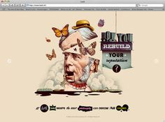 LOOK Luiz Risi #design #graphic #collage