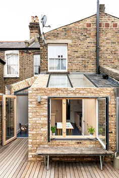 Oliphant Street House / Paper House Project