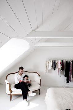 设计追踪:房屋启发只需敲击在瑞典