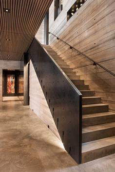 staircase / Stuart Silk Architects