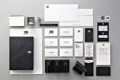 28 Hongkong Street - Manic Design: Singapore web + print design agency #identity