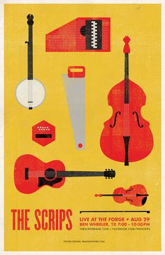 illustration, instruments