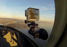 The SWIVIT PRO 360 Degree Multi-Position GoPro Mounts #tech #flow #gadget #gift #ideas #cool