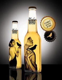 Mockingbird Beer Bottles