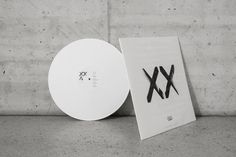 Texta XX / Woifi Ortner #white #black #cover #record #vinyl #texta