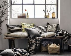 image #interior #pillows