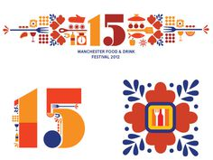 Manchester Food and Drink Festival #logo