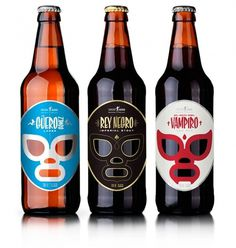 Looks like good Graphic Design by José Guízar #beer #from #mexico #by #guzar #jos