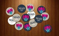 MADINSPAIN - wesemua #business #card #brandmark #logo #mad