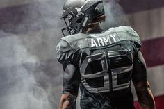 "Army's ""Beat Navy"" Uniforms"