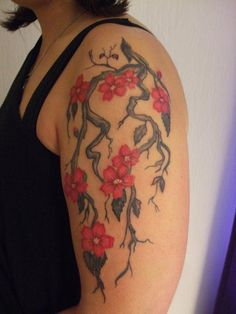 30 Awesome Cherry Tattoos Designs #cherry #tattoos