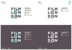 KentLyons :: Film London #london #identity #film #logo #typography