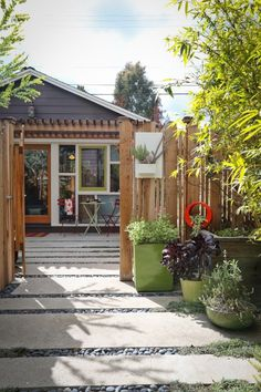 10 Favorite Converted Garages, Garages Turned Into Living and Work Space   Gardenista #interior #design #decor #deco #decoration