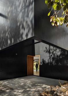 entrance, Pérez Palacios Arquitectos Asociados