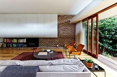 Neutral Bay House by Downie North Architects #interior #design