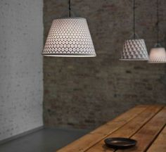 The fifti-fifti take-off light is a new take on room lighting! #modern #design #home #product #industrial #lighting