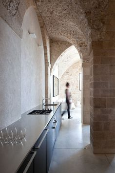 Jaffa Apartment by Pitsou Kedem Architect 4 #interior #kitchen #deco #deign #decoration
