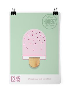 Honest Ice Cream Faust #illustration
