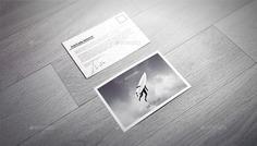 12 Post Card Mockup Templates