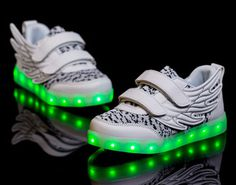 Kid's shoes hot style light up shoes LED lights