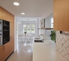 kitchen, Mjölk Architects
