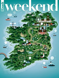 Ireland #mag #tourism #ireland #weekend