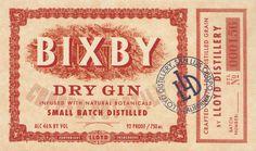 Bixby Gin