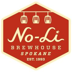 No Li Brewhouse #logo #badge #beer