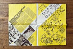 JKF Festival for youth culture – Newspaper on Behance #magazine