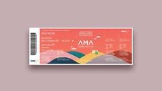 Ama Music Festival 2016 communication project.