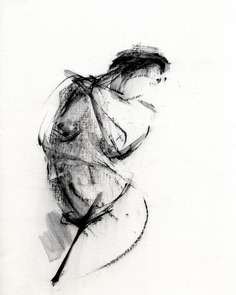 Figure Painting - Untitled 219 by Chris N Rohrbach