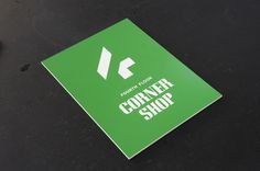 SI Special: North × Fourth Floor Corner Shop #logo #print #identity