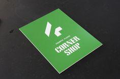 SI Special: North × Fourth Floor Corner Shop #logo #print #identity