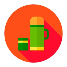 See more icon inspiration related to thermo, food and restaurant, Tools and utensils, thermos, flask, liquid and drink on Flaticon.