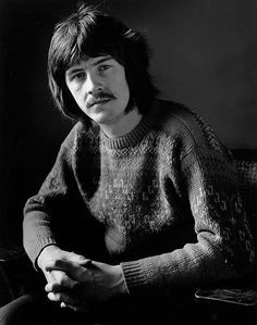 John Bonham Led Zeppelin #music #drumming #portrait #moustache