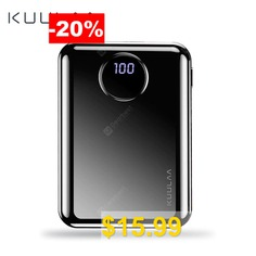 KUULAA #Power #Bank #10000mAh #Portable #Fast #Charging #USB #Mini #External #Battery #Charger #for #iphone