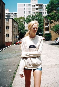 Woman #girl #photography #woman #nike