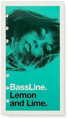 Paradiso / Bassline 3 - Experimental Jetset #flyer #experimental #jetset #helvetica #typography