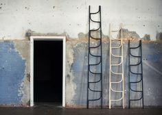 Ladder by Charlie Styrbjörn Nilsson #minimal