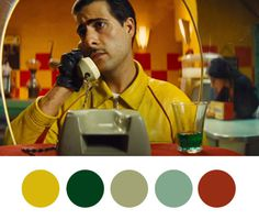 Castello Cavalcanti, how can I help? #wes #color #anderson #palette