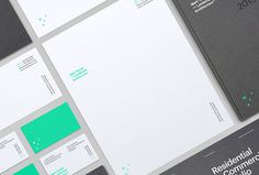 MTLA by Mash Creative and Hype Type #stationery #branding