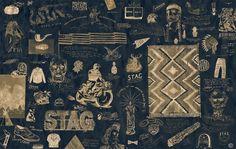 STUDIO #ceveritt #american #vintage