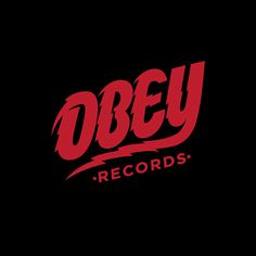 OBEY SUMMER '14 on Behance #brand #identity #music #logo #obey #typography
