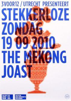 VPRO 3voor12 - HOAX: GRAPHIC DESIGN #poster